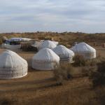 camps de yourte