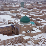 ourguentch khiva