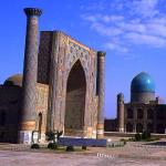samarcande tachkent